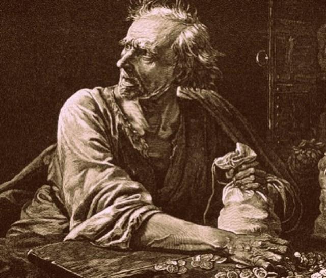 Ο Ελβς, όπως ο Σκρουτζ, φύλαγε τα λεφτά του και φοβόταν μήπως κάποιος του κλέψει την περιουσία