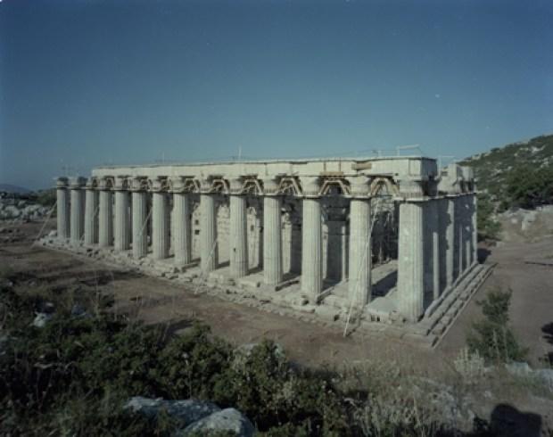 Ο Ναός του Επικούρειου Απόλλωνα στην Ηλεία