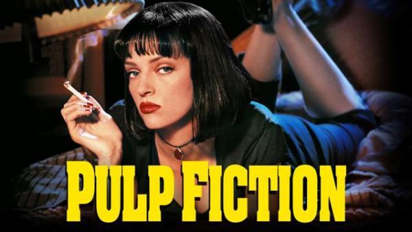 Η Ούμα Θέρμαν στο Pulp Fiction