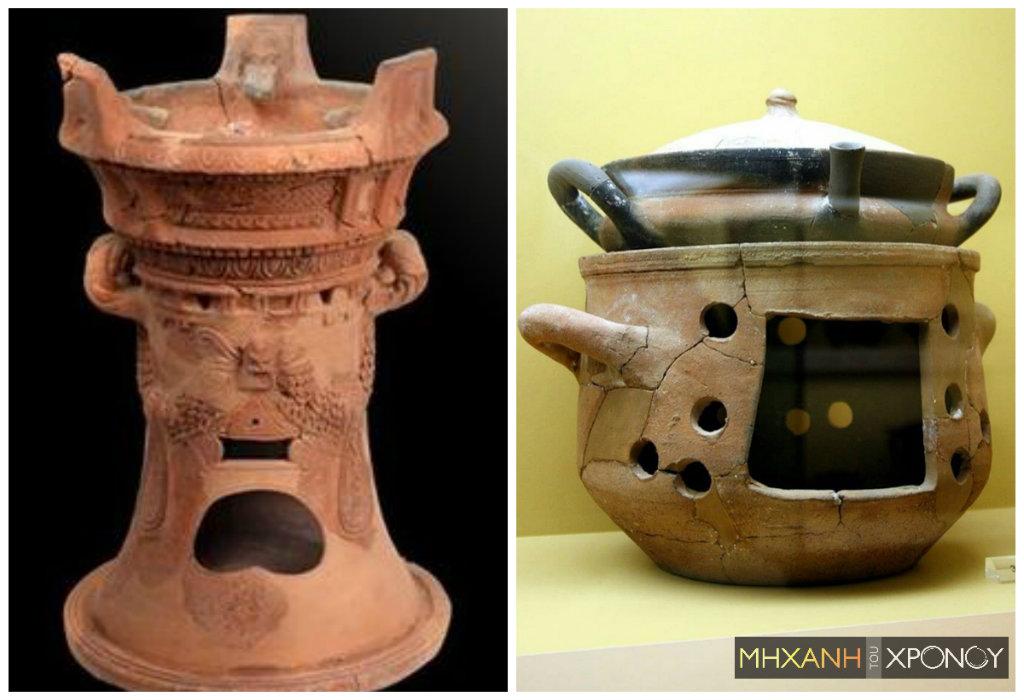 """Η αρχαία «χύτρα ταχύτητας» ήταν πήλινη και είχε οπές για να κυκλοφορεί ο αέρας. Οι αρχαίοι Έλληνες μαγείρευαν την ψαρόσουπα στο """"Κακάβιο"""" κι έτσι """"γεννήθηκε"""" η κακαβιά"""