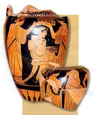 Προετοιμασία γάμου στην αρχαία Αθήνα