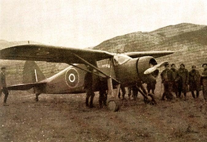 """Το """"αόρατο"""" αεροδρόμιο των ανταρτών, εκεί όπου σήμερα βρίσκεται η λίμνη Πλαστήρα. Λειτουργούσε μόνο νύχτα και οι Γερμανοί δεν το βρήκαν ποτέ! Οι μυστικές αποστολές"""
