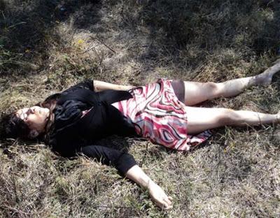 Το πτώμα την Μάρια Σάντος Γκοροστιέτα εντοπίστηκε 5 ημέρες μετά την απαγωγή της από συμμορία ενόπλων σε ερημική τοποθεσία