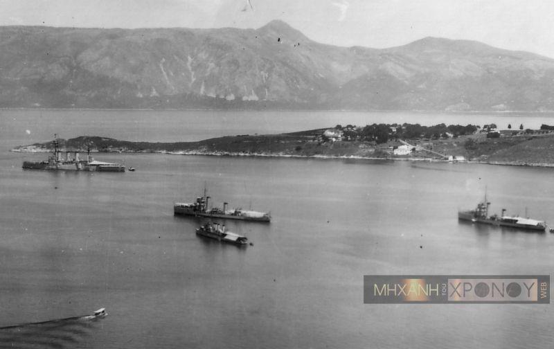 """Ο ναύαρχος Κουντουριώτης αποφεύγει την παγίδα των Τούρκων και ταπεινώνει το """"Μπαρμπαρόσα"""". Η θρυλική ναυμαχία της Λήμνου και η κυριαρχία του ελληνικού στόλου"""