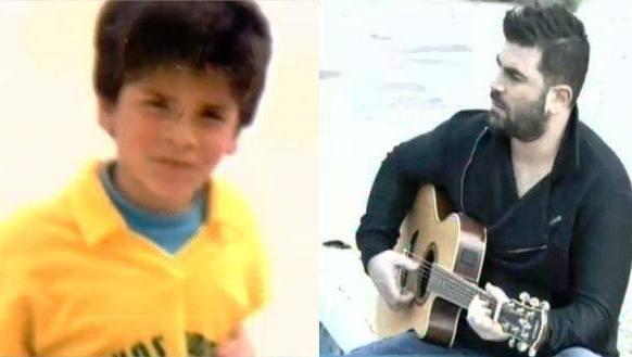 Παντελής Παντελίδης. Ο αυτοδίδακτος μουσικός από τη Νέα Ιωνία ανέβαζε βιντεάκια στο διαδίκτυο και ξαφνικά έγινε διάσημος. Την πρώτη του κιθάρα την έκανε δώρο ο πατέρας του για τους καλούς βαθμούς