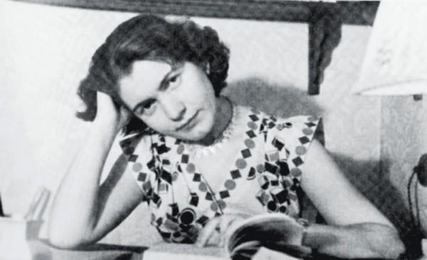 Η καπετάνισσα Μαρία Φέρλα Γεωργουλά