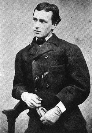 Ο Χένρι Τζέιμς σε νεαρή ηλικία