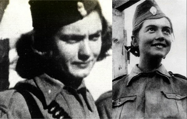 """""""Σημαδεύω και πυροβολώ. Φοβάμαι"""". Το κορίτσι που πλαστογράφησε την υπογραφή του πατέρα της και βγήκε στο βουνό να πολεμήσει τους Γερμανούς. Έγινε καπετάνισσα του ΕΛΑΣ στο πλευρό του Βελουχιώτη"""