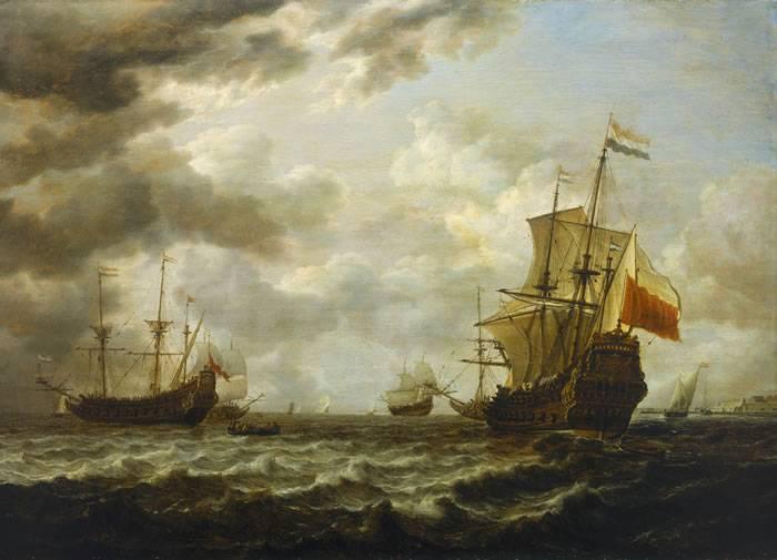 Από την Ισπανία ξεκίνησε ένας στόλος 5 πλοίων και 600 άντρες. Κυβερνήτης ήταν ο Αδελάντο Ντον Παμφίλιο ντε Ναρβάεθ