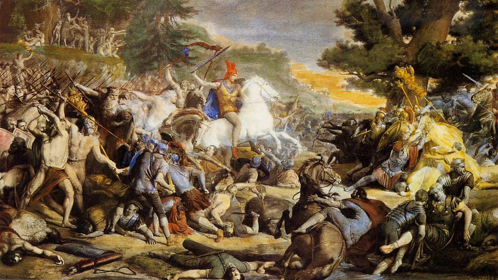 """""""Ουάρε, θέλω πίσω τις λεγεώνες μου""""! Η κραυγή του αυτοκράτορα Αύγουστου όταν έμαθε τη σφαγή των λεγεώνων του από τους Γερμανούς που με σύμμαχο μια άγρια καταιγίδα, αφάνισαν χιλιάδες Ρωμαίους επιδρομείς"""