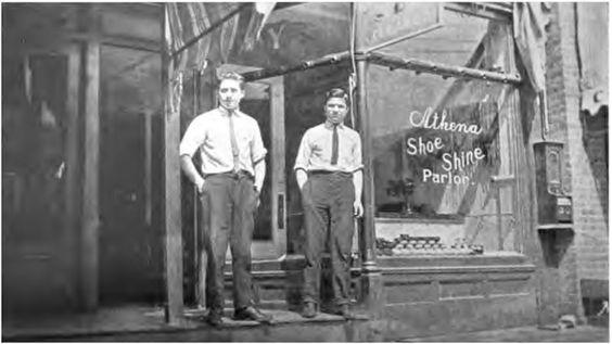 Έλληνες μετανάστες στην Αμερική 1911