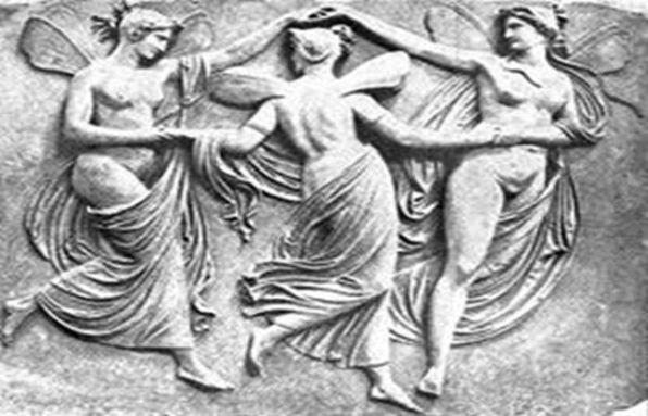 χορός νυμφών