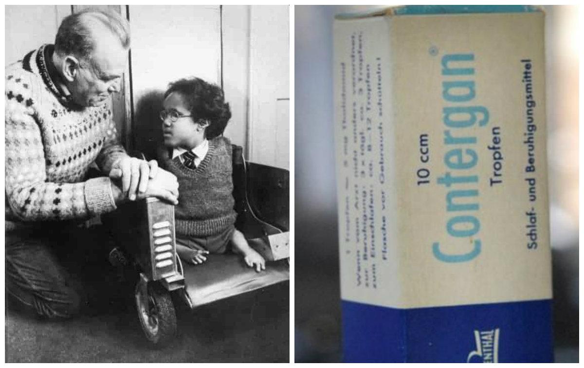 Τα παραμορφωμένα παιδιά της Θαλιδομίδης. Το φαρμακευτικό σκάνδαλο της γερμανικής εταιρείας που κατασκεύασε αντιεμετικό για τις έγκυες και ζήτησε συγνώμη μετά από 50 χρόνια