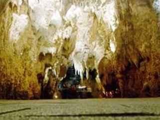 Το ''Καθεδρικό Δώμα'' του σπηλαίου