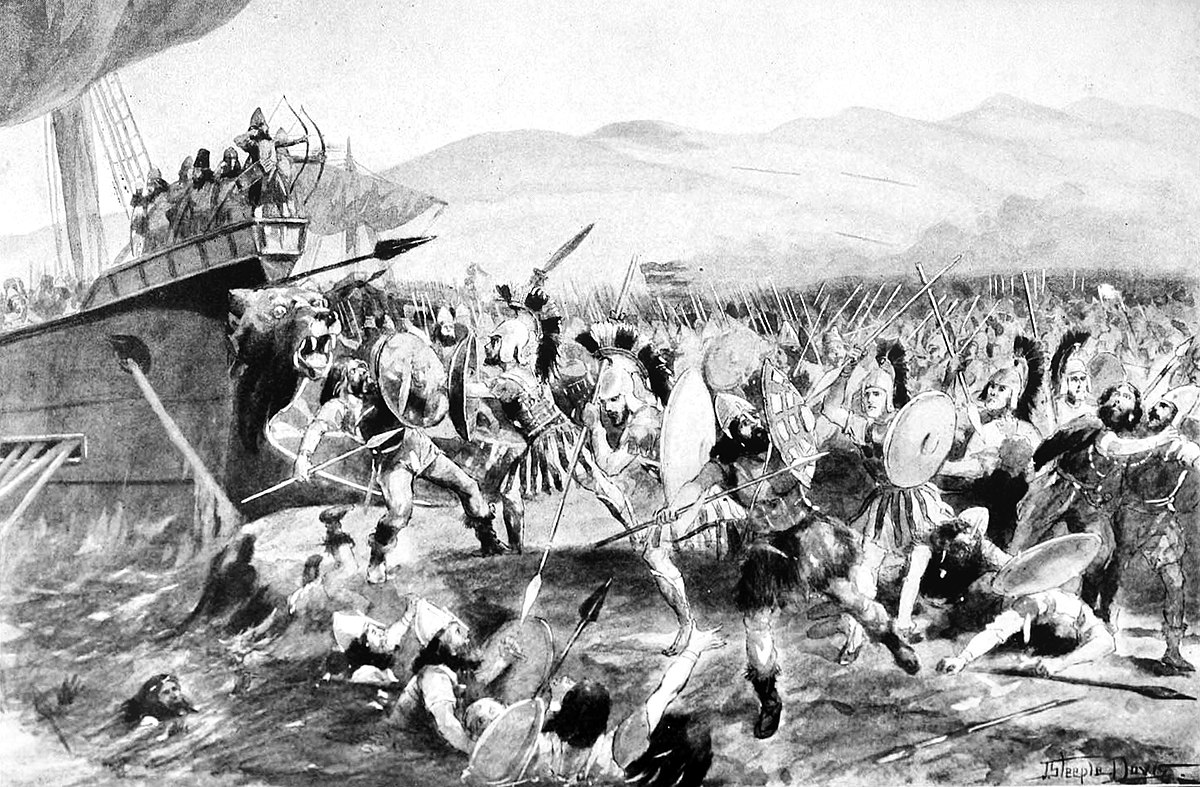 Γιατί ο Αισχύλος που πολέμησε ηρωικά στη μάχη του Μαραθώνα δεν την αναφέρει ποτέ; Η θλίψη για τον θάνατο του αδελφού του και η πικρία για την ήττα από τον Σιμωνίδη