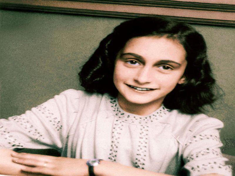 Το βίντεο ντοκουμέντο με την 13χρονη  Άννα Φρανκ, θύμα του Ολοκαυτώματος των Ναζί. Την απαθανάτισαν τυχαία κατά τη διάρκεια ενός γάμου