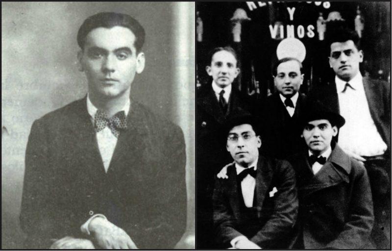 Φ.Γ. Λόρκα. Τον εκτέλεσαν χωρίς δίκη, γιατί ήταν ομοφυλόφιλος, κορυφαίος ποιητής και καταδίκασε το φασισμό. Το μεγαλύτερο θύμα της Ισπανίας στον εμφύλιο