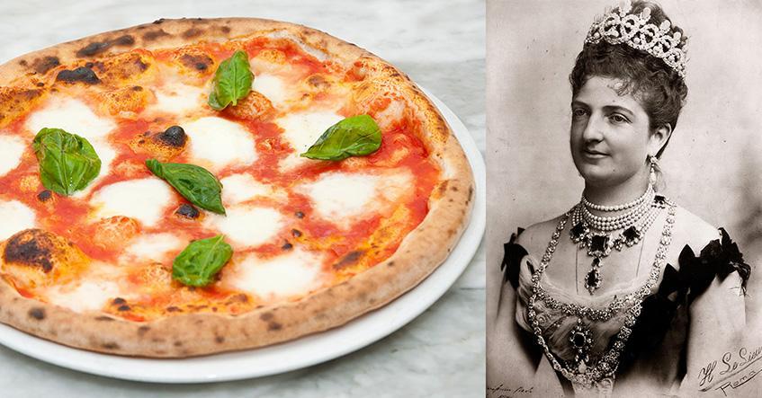 Πίτσα έτρωγαν και οι αρχαίοι Έλληνες και οι Βαβυλώνιοι, αλλά την συνταγή κατοχύρωσε η ιταλίδα βασίλισσα Μαργαρίτα, όταν επισκέφθηκε την Νάπολη. Το φαγητό των φτωχών αποφέρει σήμερα αμύθητα κέρδη