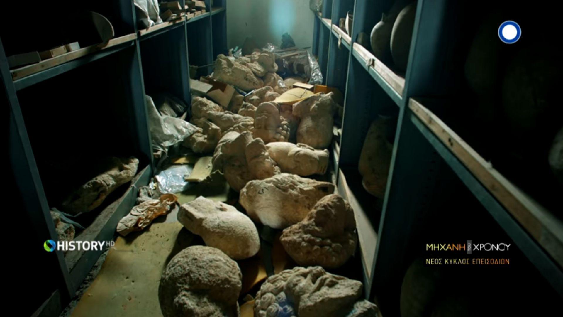 Πώς η διεθνής των αρχαιοκαπήλων λεηλάτησε τις Κυκλάδες και την υπόλοιπη Ελλάδα. Μιλάνε κορυφαίοι αρχαιολόγοι. Νέα εκπομπή (βίντεο)