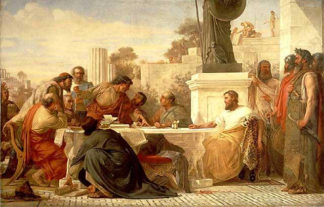 Η τρομερή ζωή του αυτοκράτορα Ιουλιανού. Ο ανιψιός του Μ. Κωνσταντίνου που μεγάλωσε περιμένοντας να τον δολοφονήσουν. Πολέμησε τον χριστιανισμό χωρίς διωγμούς και σφαγές