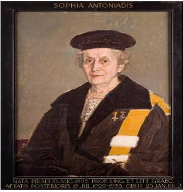 Η Πειραιώτισσα που έγινε η πρώτη γυναίκα καθηγήτρια σε Πανεπιστήμιο της Ολλανδίας. Στη διατριβή της απέδειξε ότι η ελληνική είναι απαραίτητη για την κατανόηση των Ευαγγελίων