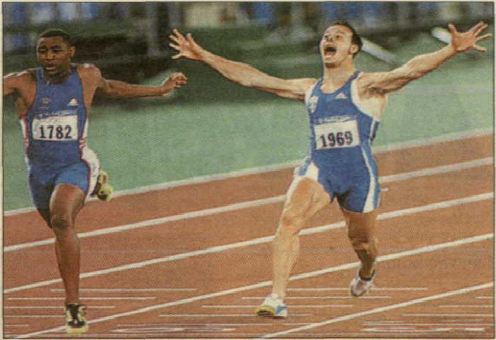 """""""Ξέρω πως πρέπει να τρέχω"""". Η απίστευτη κούρσα του Κεντέρη στους Ολυμπιακούς του Σίδνεϊ. Η έκπληξη των αντιπάλων του και το μυστικό με τον πάτο στο ένα παπούτσι"""
