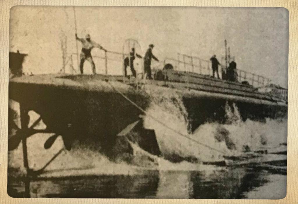 Η πρώτη επίθεση με τορπίλη έγινε από ελληνικό υποβρύχιο. Η περιπετειώδης αναμέτρηση του ΔΕΛΦΙΝ με τουρκικό καταδρομικό