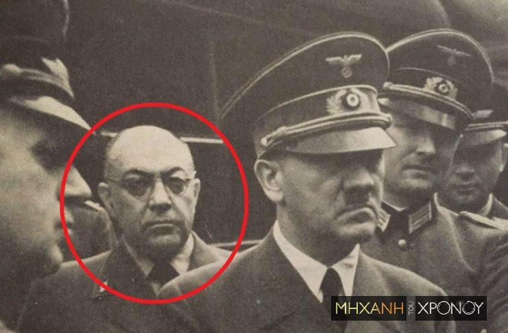 """Τι ναρκωτικές ουσίες χορηγούσε στον Χίτλερ ο προσωπικός γιατρός του. Γερμανός ερευνητής μιλάει στη """"Μηχανή του Χρόνου"""" για τον μυστηριώδη Μορέλ και τις ενέσεις του (βίντεο)"""