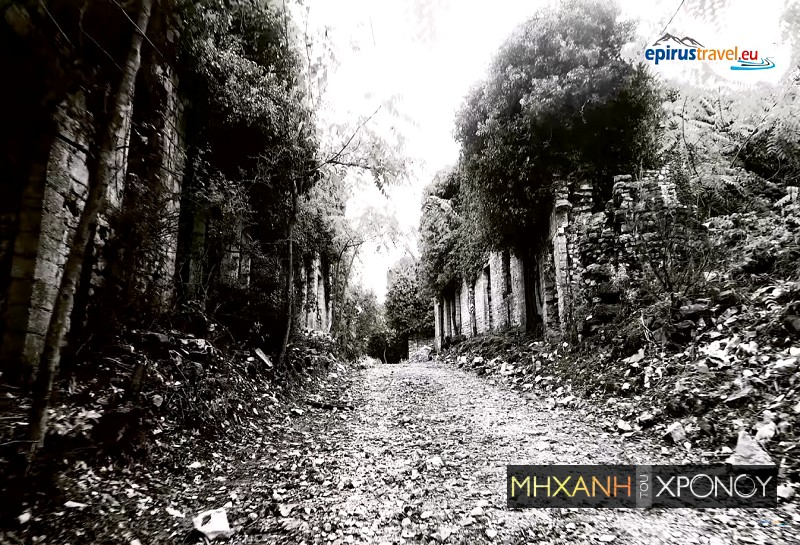 Χωριά-φαντάσματα, ερειπωμένα κάστρα και εγκαταλελειμμένα σπίτια. Η Ήπειρος κρατά κρυμμένα τα μυστικά της γιατί θυμίζουν τη φρίκη του πολέμου. Οδοιπορικό από ψηλά (βίντεο)