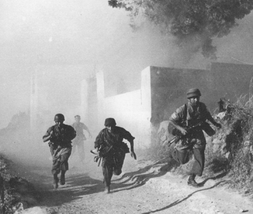 Η δολοφονική παγίδα που έστησαν οι Γερμανοί στους άμαχους στο ρέμα του Κερίτη Χανίων. Εκτέλεσαν 118 πατριώτες ως εκδίκηση μετά τη μάχη της Κρήτης