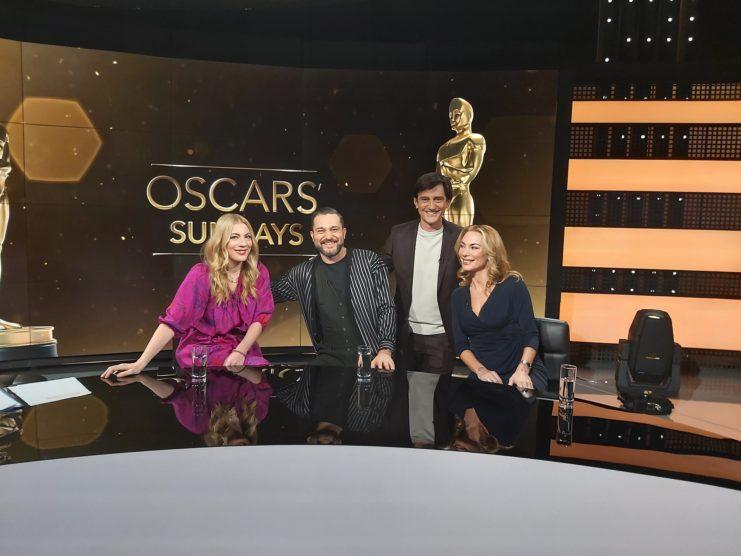 """Ακόμα ένα """"OSCARS' Sundays"""" με τον Θ. Κουτσογιαννόπουλο και νέες σεζόν για Project Blue Book και The Bold Type"""