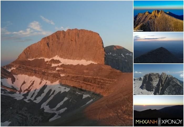 Πιάσαμε κορυφή! Πτήση πάνω από τις πέντε υψηλότερες κορυφές του Ολύμπου που ξεπερνούν τα 2800 μέτρα. Δείτε το υψηλότερο σημείο όπου κατοικούσαν οι αρχαίοι θεοί (drone)