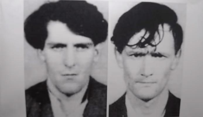 Οι δυο αδίστακτοι εγκληματίες που απαγχονίστηκαν τελευταίοι στη Μεγάλη Βρετανία. Ο ένας είχε αφήσει, κατά λάθος, ακόμη και το όνομα του στον τόπο του εγκλήματος