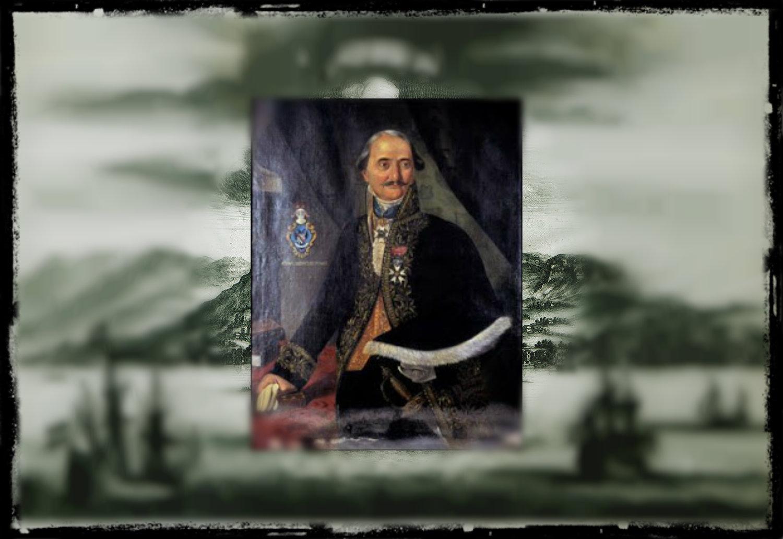 Διονύσιος Ρώμας. Ο Ζακυνθινός αριστοκράτης που ξόδεψε όλη την περιουσία του για την Επανάσταση του '21. Κατηγορήθηκε ως συνωμότης, αθωώθηκε και πέθανε λησμονημένος