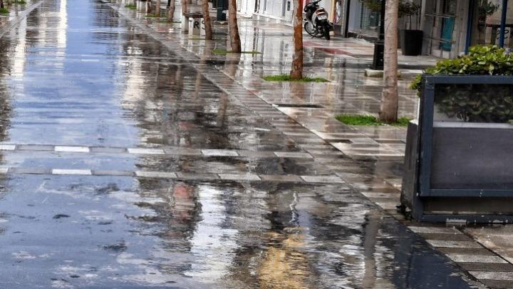 Λασποβροχές και καταιγίδες αναμένονται για σήμερα – Ποιες περιοχές θα επηρεαστούν
