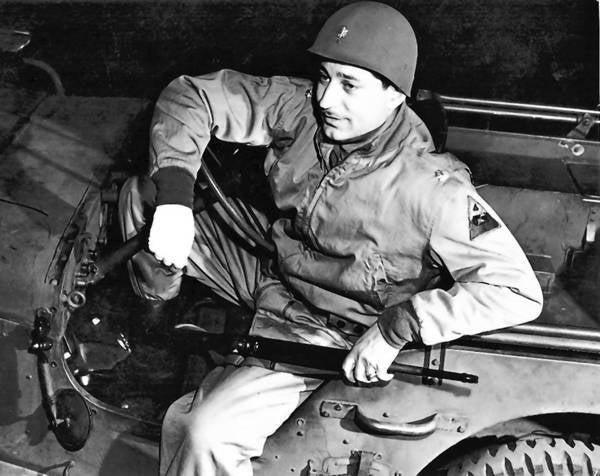 Το σκάνδαλο του αμερικανού στρατηγού Πάττον. Θυσίασε δεκάδες άνδρες του για να απελευθερώσει τον αιχμάλωτο γαμπρό του, από τους Γερμανούς