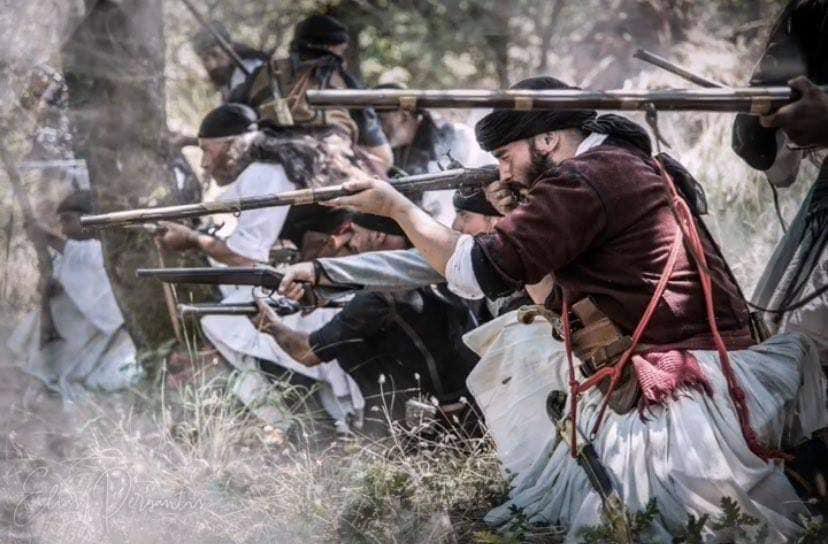 Η μάχη της Στυλίδας. Η ορμητική προέλαση των Ελλήνων στην οποία παρά λίγο να πιαστεί αιχμάλωτος ο Δράμαλης στην Υπάτη. Η λογομαχία Ανδρούτσου – Νικηταρά