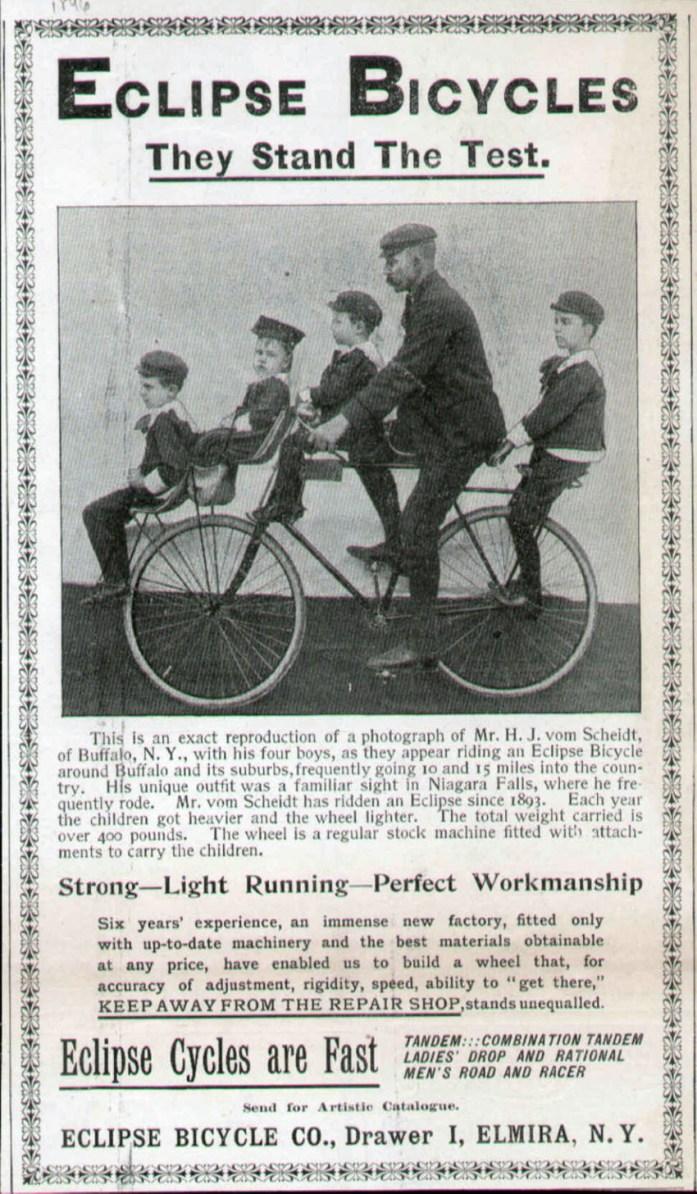 (λαγος) Τα αμερικανικά ποδήλατα στην Ελλάδα στα τέλη του 19ου αιώνα