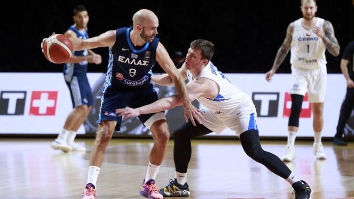 Έχασε το εισιτήριο για τους Ολυμπιακούς Αγώνες η Εθνική Ομάδα μπάσκετ. Ηττήθηκε 97-72 από την Τσεχία