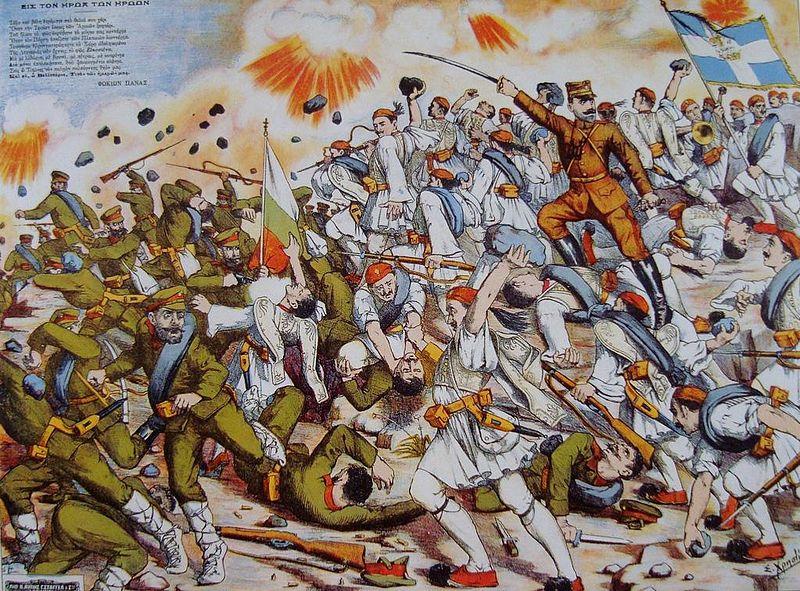 """Η μάχη, στην οποία σκοτώθηκε ο τελευταίος απόγονος του Κολοκοτρώνη και ο θρυλικός Βελισσαρίου. Για αυτόν ο Βασιλάς είπε: """"Ήταν επόμενο. Τέτοιοι ήρωες δε ζουν πολύ"""""""