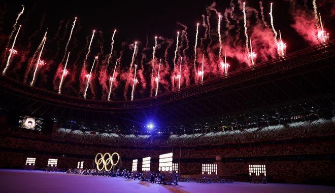 Παρακολουθήστε live την τελετή έναρξης των Ολυμπιακών Αγώνων στο Τόκιο. Πρώτη στο ολυμπιακό στάδιο η ελληνική αποστολή με σημαιοφόρους Κορακάκη – Πετρούνια