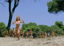 """Η παραλία όπου γυρίστηκε η σκηνή με τη Βουγιουκλάκη να τραγουδάει """"Είναι το στρώμα μου μονό"""". Εκεί γυρίστηκε και σκηνή της ταινίας """"Κατάχρησις εξουσίας"""" με τον Κούρκουλο."""