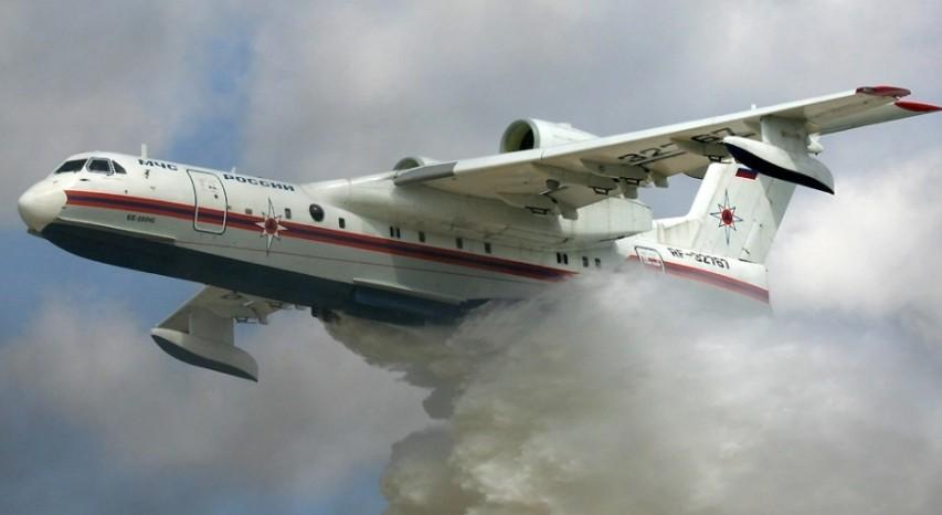 Τουρκία. Συνετρίβη ρωσικό πυροσβεστικό αεροπλάνο Beriev – Οκτώ νεκροί. Επιχειρούσε σε «θόλο καπνού» (Βίντεο)