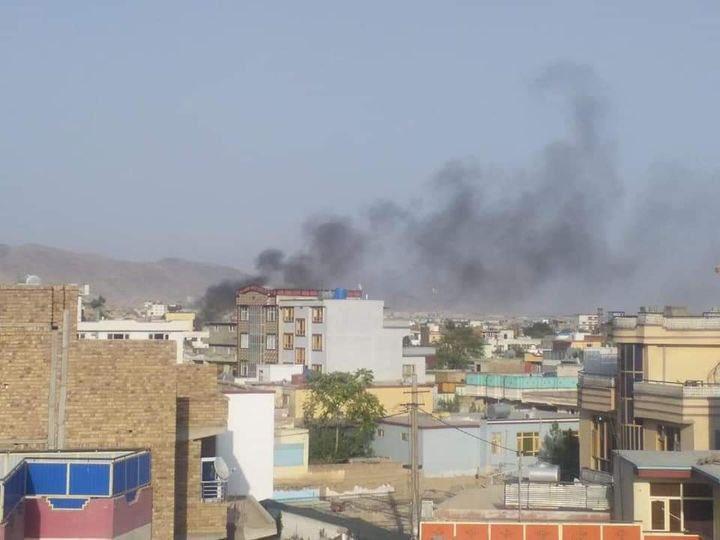Νέα έκρηξη στην Καμπούλ, 3 μέρες μετά την επίθεση του ISIS. Οι πρώτες πληροφορίες κάνουν λόγο για ρουκέτα που χτύπησε σπίτι