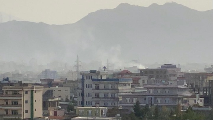 Οι Αμερικανοί εξουδετέρωσαν με drone επίδοξο καμικάζι του ΙSIS στην Καμπούλ. Σχεδίαζε επίθεση στο αεροδρόμιο
