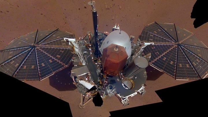 H NASA ανίχνευσε τους τρεις μεγαλύτερους σεισμούς στον Άρη – Ο ένας 4,2 Ρίχτερ και με διάρκεια 1,5 ώρας