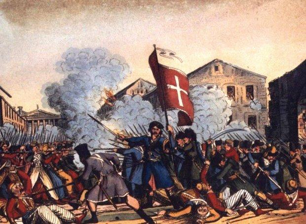 Σωτηράκος Κουγιάς. Ο προδότης της ελληνικής επανάστασης, που του ακρωτηρίασαν το αυτί και τον έβαλαν να το φάει