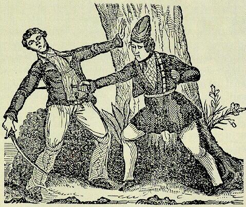 Δύο γυναίκες που έγιναν ξακουστές και τρομερές πειρατίνες. Ξιφασκούσαν καλύτερα από τους άνδρες και ήταν ανελέητες