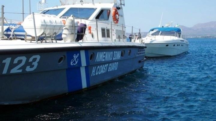 Σκάφος που βυθίστηκε στην Κύθνο εντοπίστηκε να επιπλέει στα Χανιά μετά από 13 ημέρες. Ταξίδεψε 250 ναυτικά μίλια
