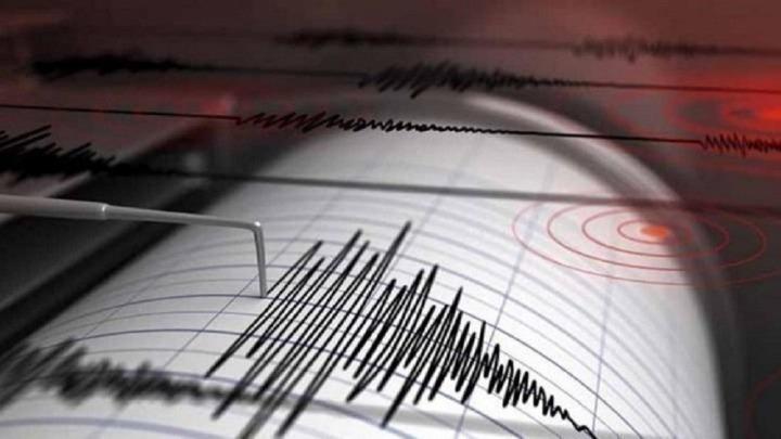 Ισχυρός σεισμός στην Κρήτη 5,8 Ρίχτερ